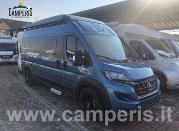 Foto Others-andere Hymercar Hymercar Free 600 Blu Evolutionin Arrivo Camper  Furgone/van Km 0