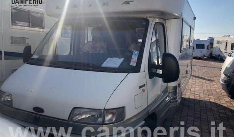 Laika Ecovip 7r Camper  Parzialmente Integrato Usato