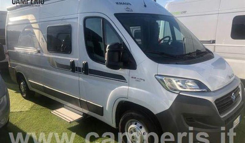 Knaus Boxlife 600 Camper  Furgone/van Usato