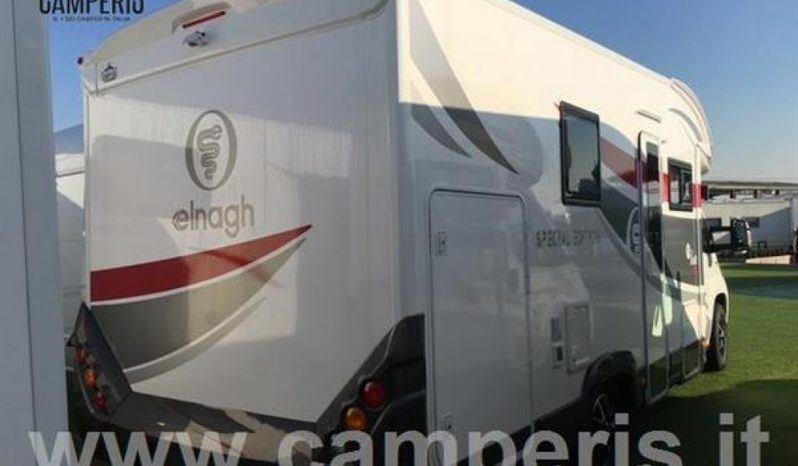 Elnagh T-loft 450 Special Edition Camper  Parzialmente Integrato Usato - foto 3