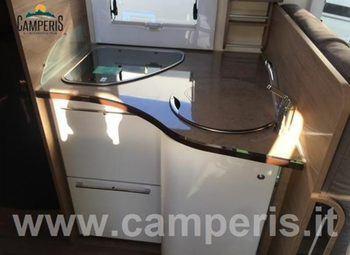 Elnagh T-loft 450 Special Edition Camper  Parzialmente Integrato Usato - foto 6