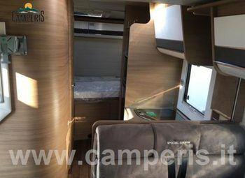 Elnagh T-loft 450 Special Edition Camper  Parzialmente Integrato Usato - foto 8