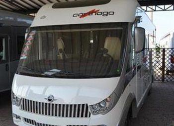 Carthago Chic E-line I 50 Camper  Motorhome Km 0 - foto 11