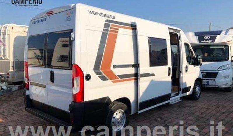 Weinsberg Carabus 600 Mq Promo Camper  Furgone/van Usato - foto 2