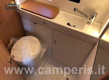 Weinsberg Carabus 600 Mq Promo Camper  Furgone/van Usato - foto 9