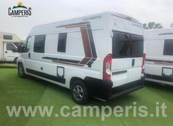Weinsberg Weinberg Carabus 600mq Camper  Furgone/van Km 0 - foto 3