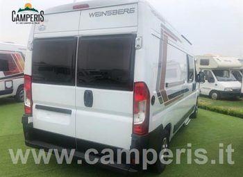 Weinsberg Weinberg Carabus 600mq Camper  Furgone/van Km 0 - foto 4