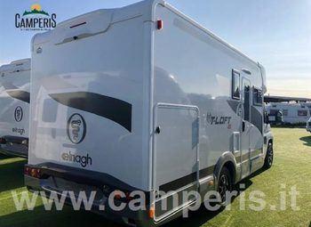 Elnagh T-loft 450--->promo Camper  Parzialmente Integrato Usato - foto 3