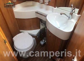 Carthago Chic E Line I 51 Camper  Motorhome Usato - foto 12