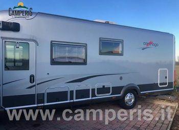 Carthago Chic E Line I 51 Camper  Motorhome Usato - foto 2