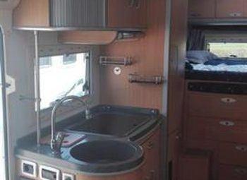 Arca Camper Glm H 710 Camper  Motorhome Usato - foto 8