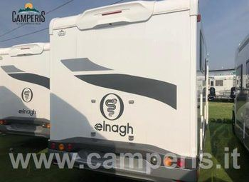 Elnagh T-loft 581 Camper  Parzialmente Integrato Km 0 - foto 4