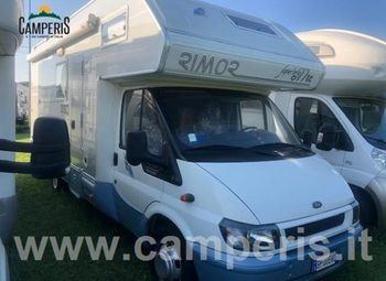 Foto Others-andere Ford Transit Ford Transit Rimor 677 Tc Camper  Mansardato Usato