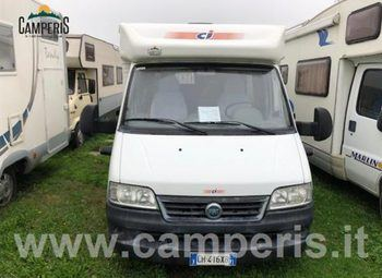 Foto Others-andere Caravans International Caravans International Cipr Camper  Parzialmente Integrato Usato