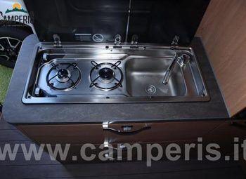 Weinsberg Carabus 600 K Camper  Puro Km 0 - foto 8