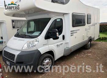 Caravans International Elliot Garage Camper  Mansardato Usato
