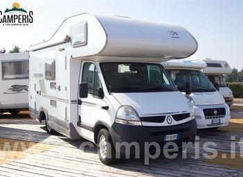 Knaus Sport Traveler 600 Camper  Mansardato Usato