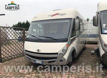 Foto Carthago Chic C-line I 4.7 Camper  Motorhome Usato