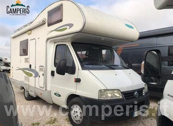 Others-andere Mc Louis Mc Louis Glen 430 W Camper  Mansardato Usato