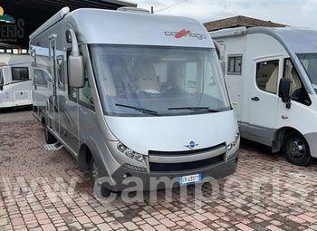 Foto Carthago Chic E-line I 50 Camper  Motorhome Usato