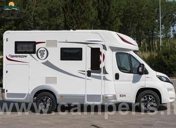 Elnagh Baron 531 - Versione Camperis Camper  Parzialmente Integrato Km 0
