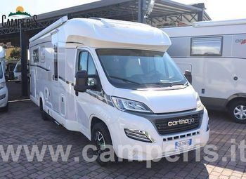 Foto Carthago C-tourer T 150 Qb Camper  Parzialmente Integrato Usato