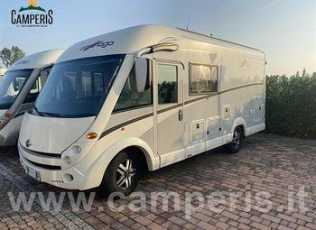 Foto Carthago C-tourer I 138 Camper  Motorhome Usato