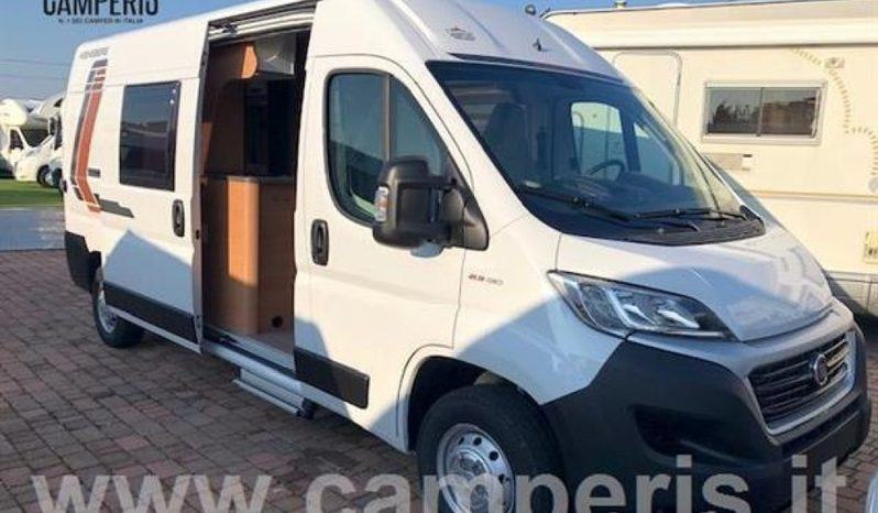 Weinsberg Carabus 600 Mq Promo Camper  Furgone/van Usato