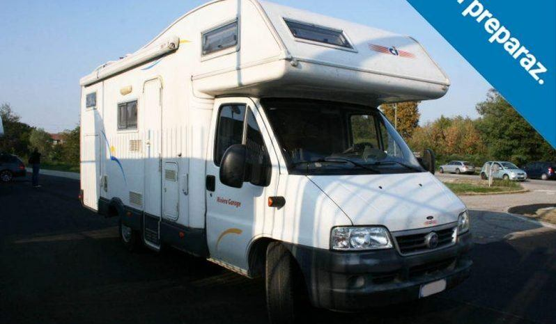 Caravans International Riviera Garage Camper  Mansardato Usato