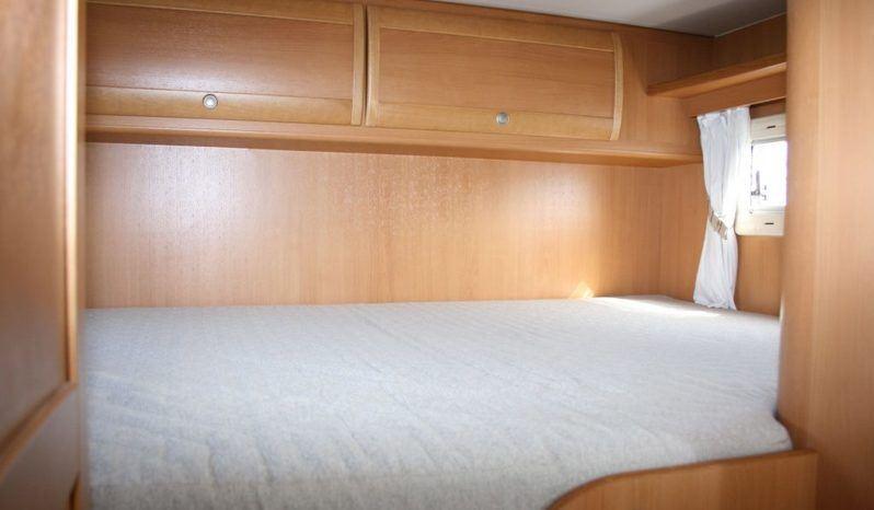 Caravans International Riviera Garage Camper  Mansardato Usato - foto 3