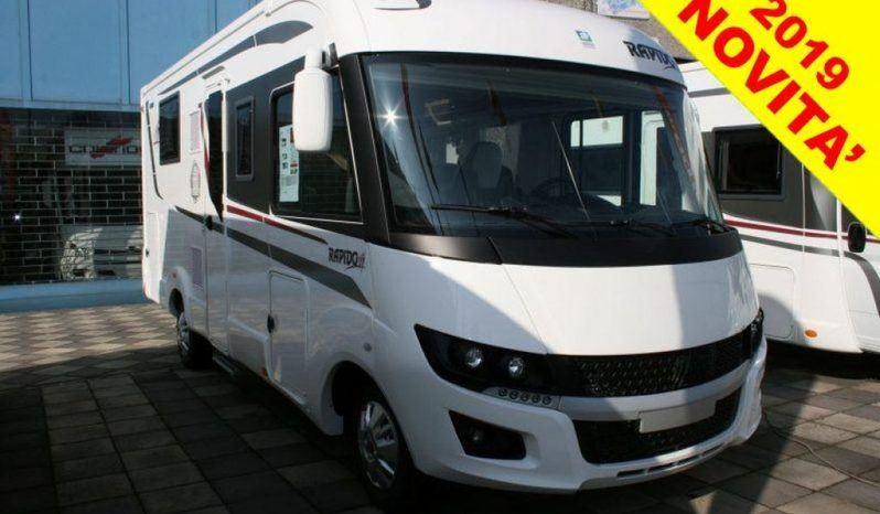 Rapido 850f Camper  Motorhome Nuovo
