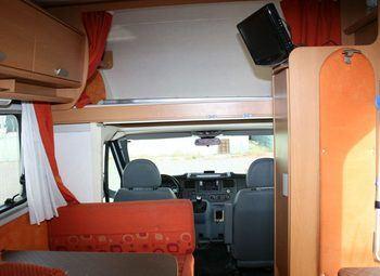 Xgo Dynamic 21 Camper  Mansardato Usato - foto 2