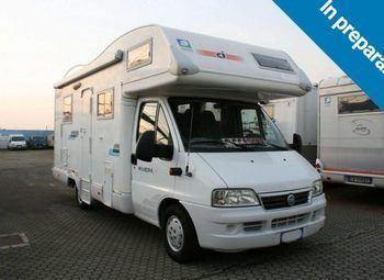 Foto Caravans International Riviera 110 Camper  Mansardato Usato