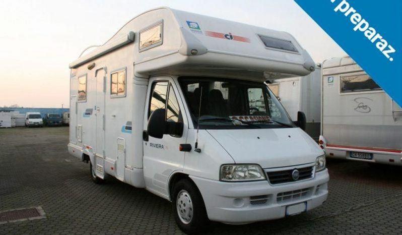 Caravans International Riviera 110 Camper  Mansardato Usato