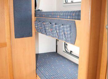 Caravans International Riviera Gt Camper  Mansardato Usato - foto 10