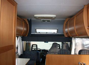 Caravans International Riviera Gt Camper  Mansardato Usato - foto 3