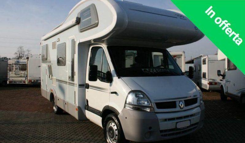 Knaus Sun Traveller 650 Lg Camper  Mansardato Usato