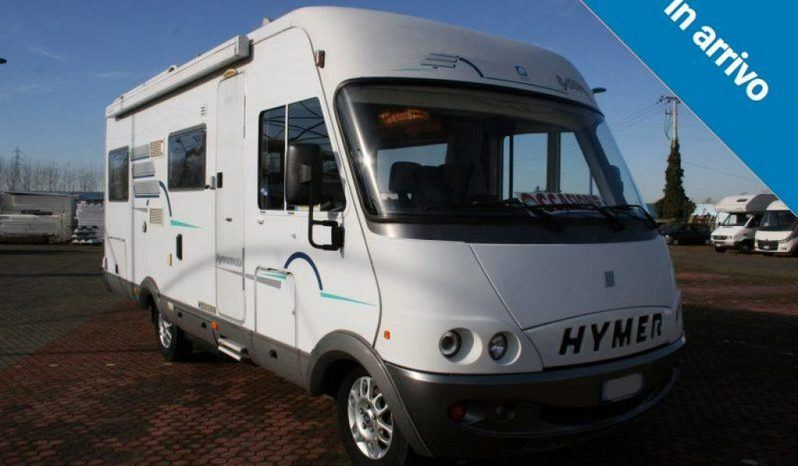 Eriba Hymer B644 Garage Camper  Motorhome Usato