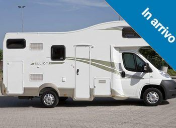 Caravans International Elliot 5 Camper  Mansardato Usato
