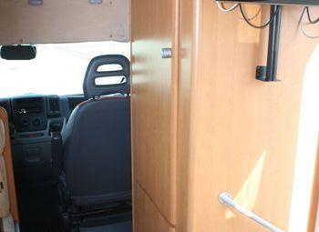 Caravans International Elliot 5 Camper  Mansardato Usato - foto 10