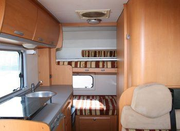 Caravans International Elliot 5 Camper  Mansardato Usato - foto 2