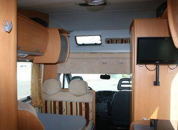 Caravans International Elliot 5 Camper  Mansardato Usato - foto 3