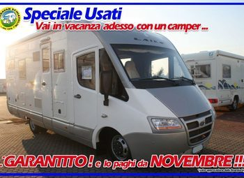Laika Rexosline 720 Camper  Motorhome Usato