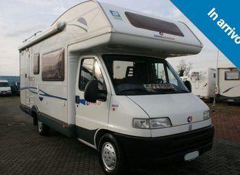 Foto Caravans International Ci Riviera Gt Camper  Mansardato Usato