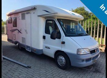 Foto Mc Louis Tandy Plus 670g Camper  Parzialmente Integrato Usato