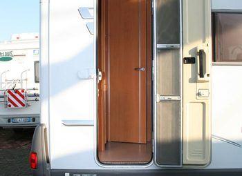 Eriba Hymer B 544 Classic Camper  Motorhome Usato - foto 12