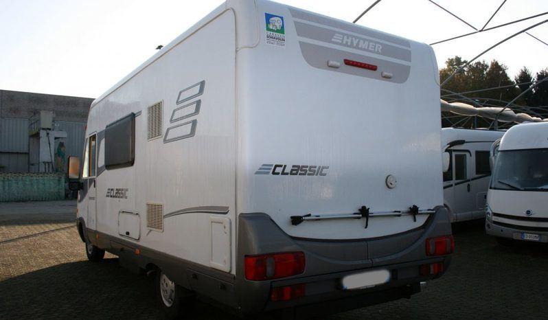 Eriba Hymer B 544 Classic Camper  Motorhome Usato - foto 14