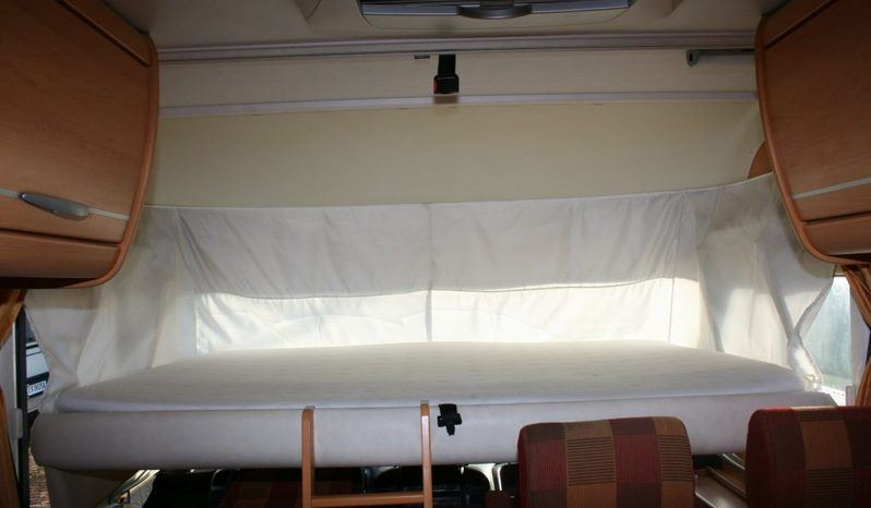 Eriba Hymer B 544 Classic Camper  Motorhome Usato - foto 8