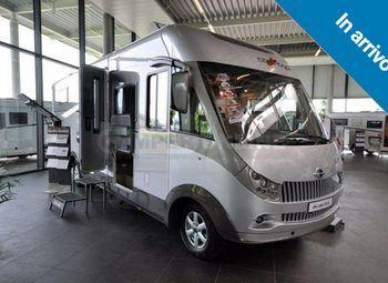 Foto Carthago Chic S Plus I 61 Xl Camper  Motorhome Nuovo