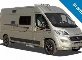 Foto Caravans International Kyros 2 Prestige Camper  Altro Usato